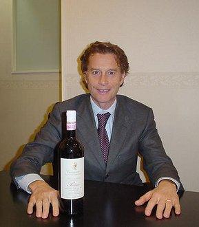 ピアッジャのコンサルタント、アルベルト・アントニーニ