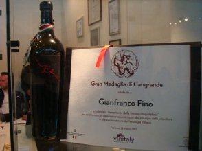 2012年度ヴィニタリー「Benemerito di Cangrande」