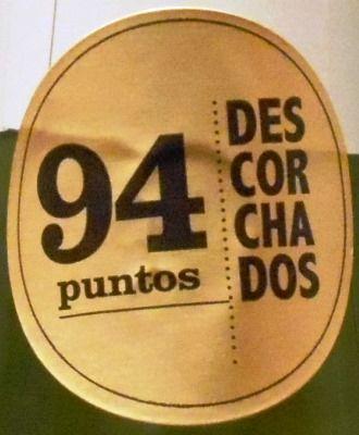 デスコルチャドス94点