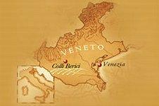 Colli Bericiの地図