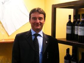 スキアヴェンツァ・オーナー、ルチアーノ・ピラ氏