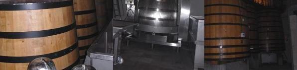 シエラ・カンタブリアの醸造所