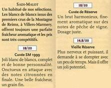 RVF誌掲載のサディ・マロ