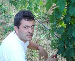 フォルナチェッレ現オーナーのステファノ