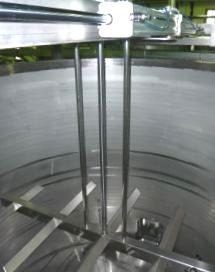 テソ・ラ・モンハ特製の醗酵層