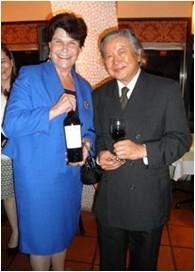 ウルグアイ・日本国交樹立90周年記念パーティー
