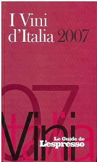 ヴァディアペルティが紹介されたエスプレッソ誌2007年度版